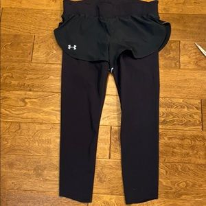 Under Armour compression tight/short